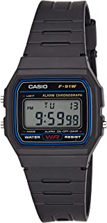 casio Watch (Model: F-91W-1