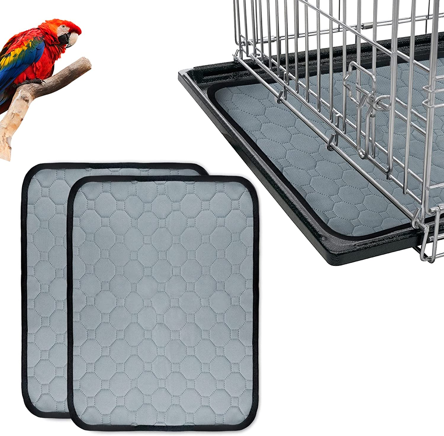 specialty Super special price shop GABraden 2 Pack Bird Cage Parrot Washable Cushi Liners