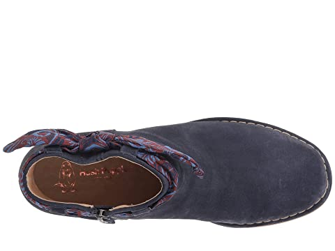 Suedenavy Catelyn Puppies Suededark Noire Suède Hush Arc Botte Brun OwqU585x