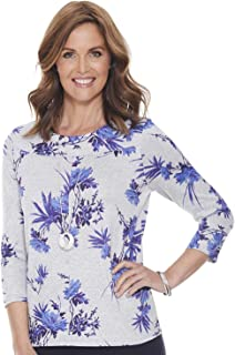 Chums Ladies Womens Floral Top