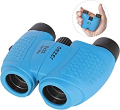 OMZER Kids Binoculars with High Resolution 8x22 Real...