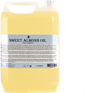 Mystic Moments Zoete amandel dragerolie - 5 liter - 100% zuiver