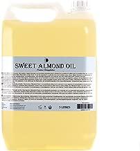 Mystic Moments Aceite Almendras Dulces Portador - 5 litros - 100% Puro