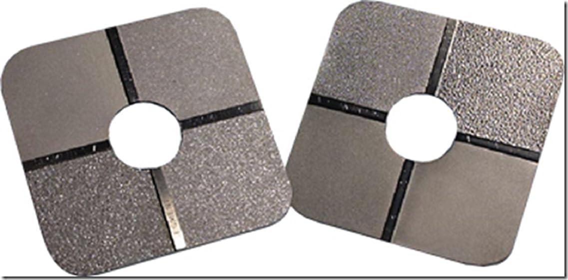 試み権限わがままCOTEC RUBERT ISOブラスト比較板 ショット用