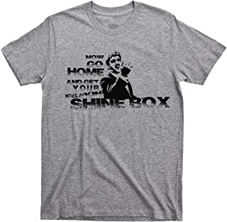 Now Go Home and Get Your Shine Box shinebox Goodfellas Billy batts tee t Shirt