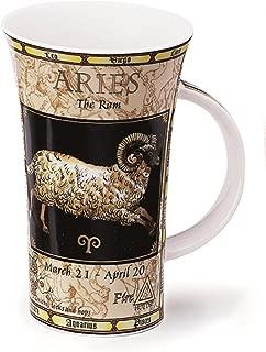 Dunoon Glencoe Zodiac Mug - Aries (16.9oz)