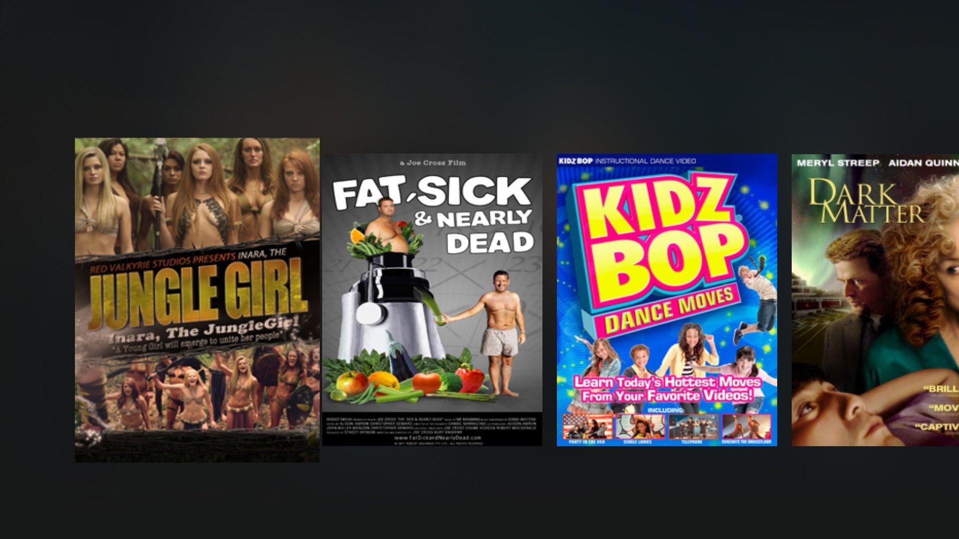 Popcornflix- Movies.TV.Free