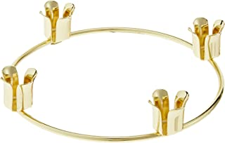 Biedermann and Sons Brass Finish Advent Candle Ring