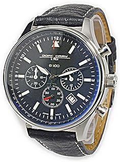 ヨーグ グレイ JORG GRAY シークレットサービス エディション クオーツ ユニセックス クロノ 腕時計 JG6500-21[並行輸入]