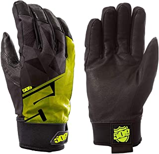 509 Freeride Gloves (Lime - Large)