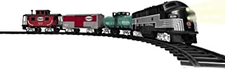 Lionel New York Central Ready-to-Play Battery Powered Model Train Set with Remote