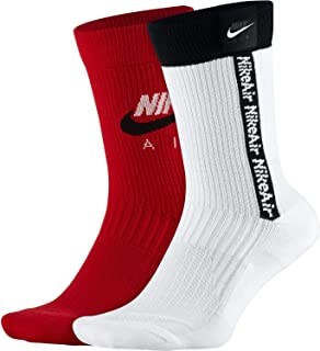 NIKE, Air SNKR Calcetines Crew (2 pares) Air SNKR SOX