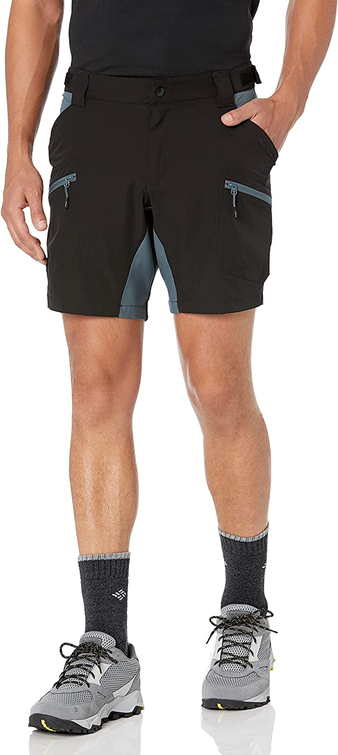 Limited price Soldering 5Oaks Men's Quick Dry Cargo Stretch Breathable Short