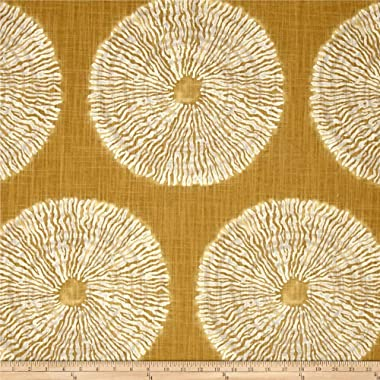 Robert Allen @ Home Shibori Sol Fabric, Amber