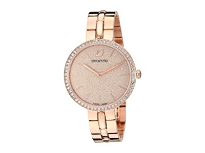 Swarovski Cosmopolitan Watch Rose Gold Plated (White) Watches