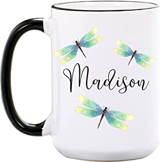 Best dragonfly coffee mug Reviews