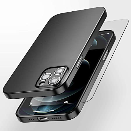 Smartdevil Ultra Dünn Für Iphone 12 Pro Max Hülle Mit Elektronik