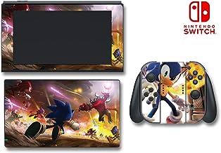 Amazon Com Sonic The Hedgehog Accessories Nintendo Switch Video Games