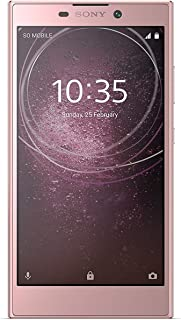 Sony Xperia L2 Unlocked Phone - 5.5Inch Screen - 3GB RAM + 32GB ROM - Pink