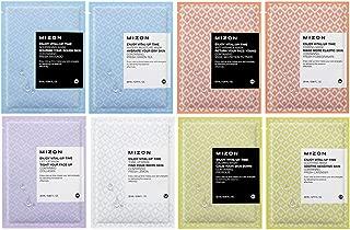 [MIZON] Enjoy Vital-Up Time Mask Sheet Variety Set Pack of 8