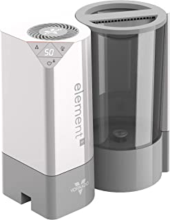 Vornado Element S Air + Steam Humidifier with with Auto Refill Notification.75 Gallon Capacity, No Filters Required