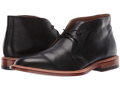 Bostonian No. 16 Soft Mid (Black Leather) Men