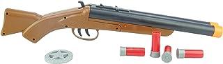 TOYLAND® 47cm Escopeta de Doble Cañón con Efectos de