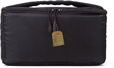 leather compact camera case