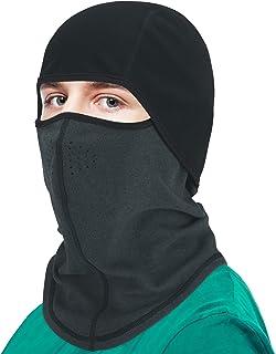 Arcweg Balaclava Ski Mask Winter Thermal Neck Warmer for Men and Women Fleece Face Hood Mask Helmet Thick Full Mask Cover ...