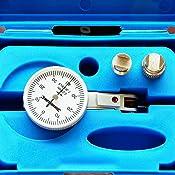 Silverline 783110 Präzisions Messuhr Mit Nulleinstellung 0 0 8 Mm Gewerbe Industrie Wissenschaft