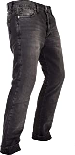 John Doe Ironhead XTM Motorcycle Trousers, Men, 34/30, Black