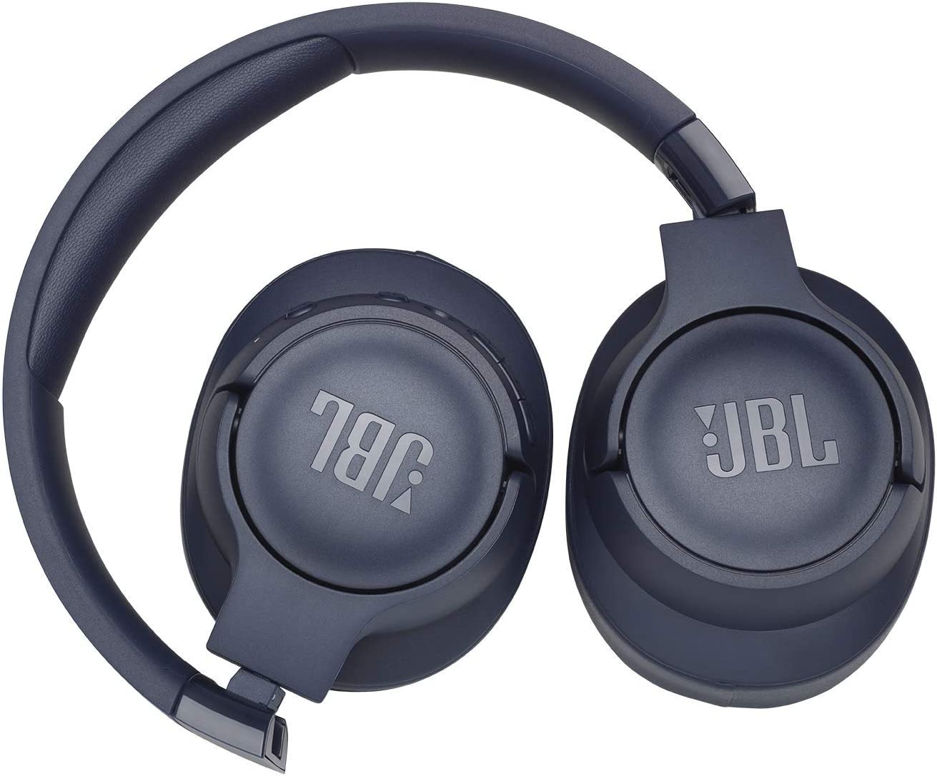 JBL T750BTNC - White Blue