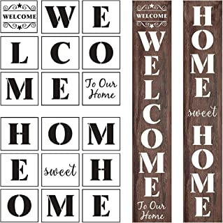 Scrapbooking Arts, Crafts & Sewing 18 Pack Large Vertical Welcome ...