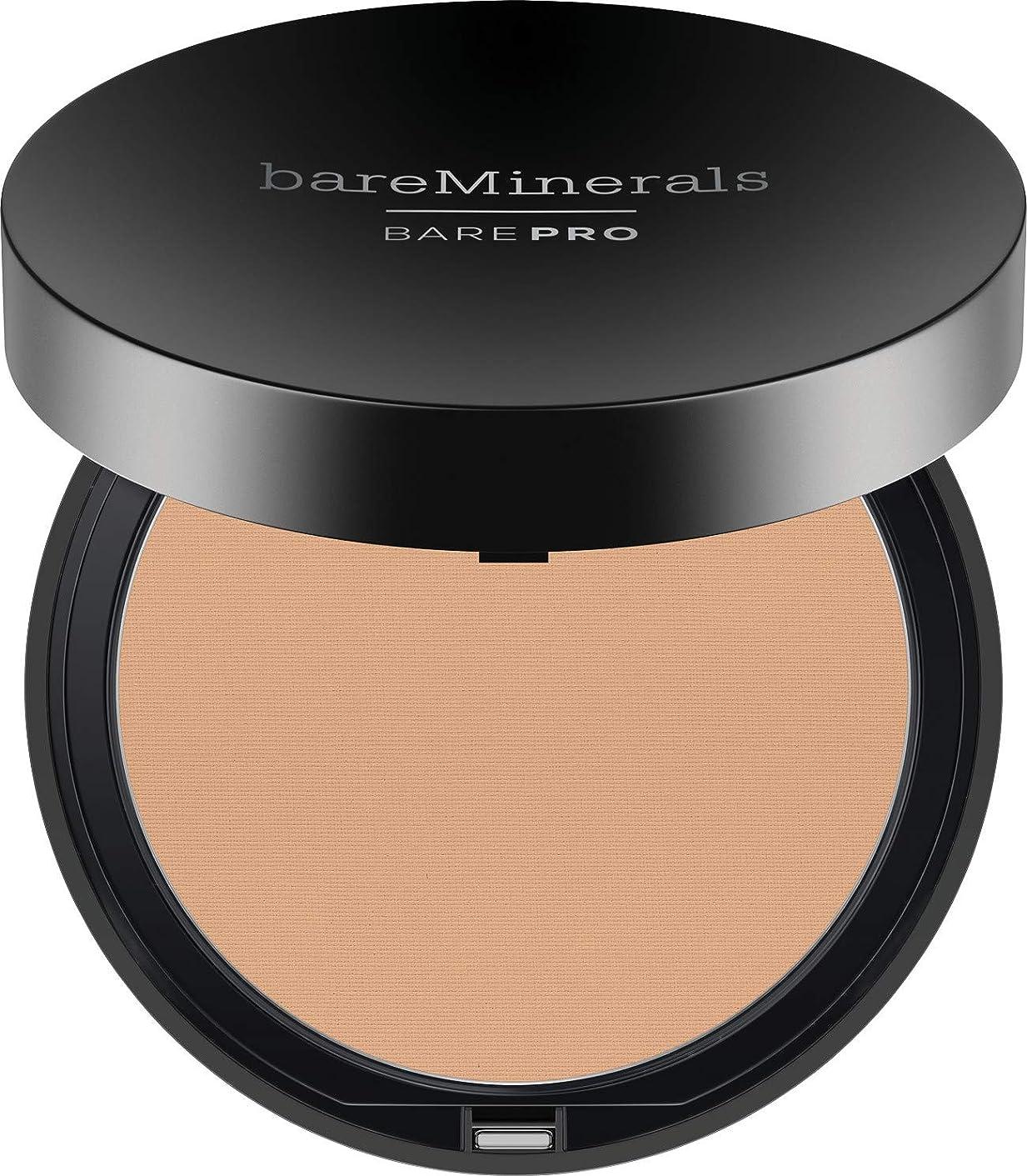 競争旋律的流ベアミネラル BarePro Performance Wear Powder Foundation - # 12 Warm Natural 10g/0.34oz並行輸入品