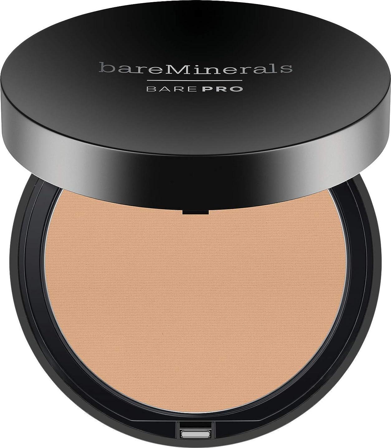 ビリープリーツ認証ベアミネラル BarePro Performance Wear Powder Foundation - # 12 Warm Natural 10g/0.34oz並行輸入品