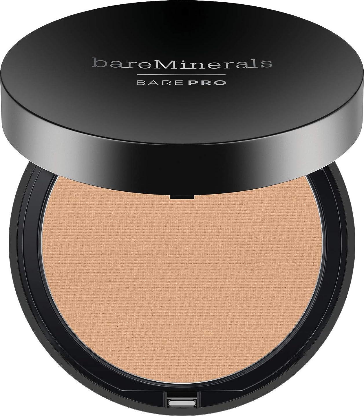 活力無効幻滅するベアミネラル BarePro Performance Wear Powder Foundation - # 12 Warm Natural 10g/0.34oz並行輸入品