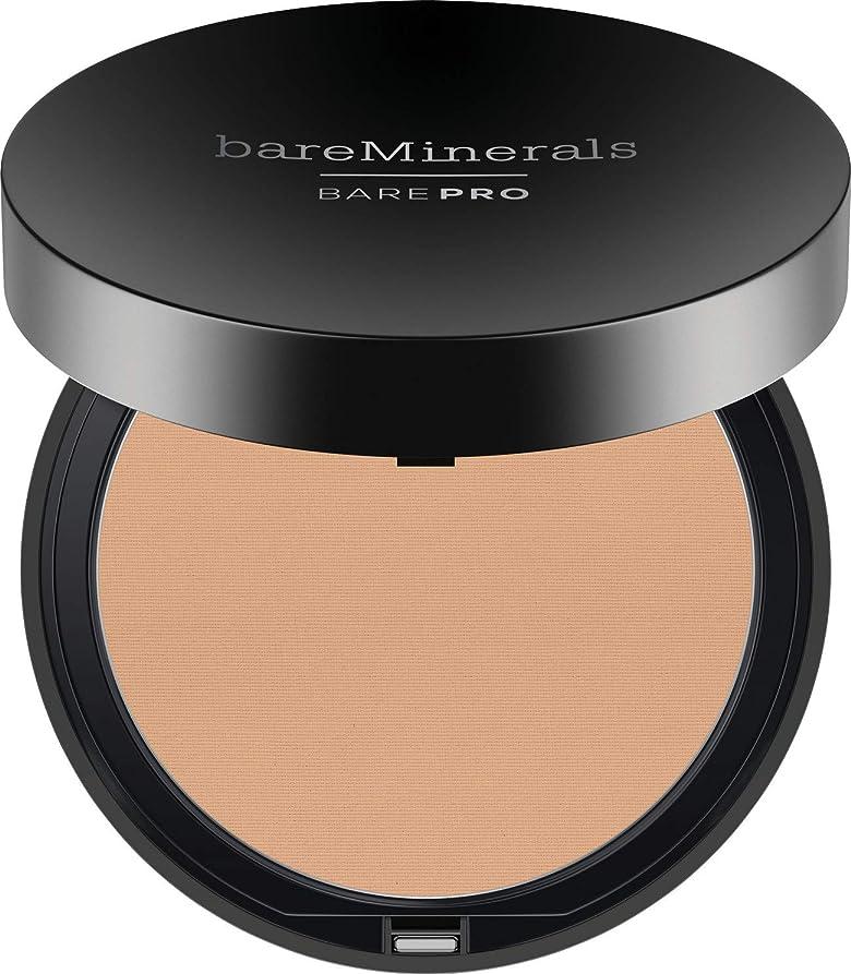 重大助言する鏡ベアミネラル BarePro Performance Wear Powder Foundation - # 12 Warm Natural 10g/0.34oz並行輸入品