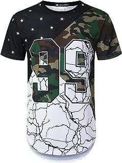 hip hop camo clothing