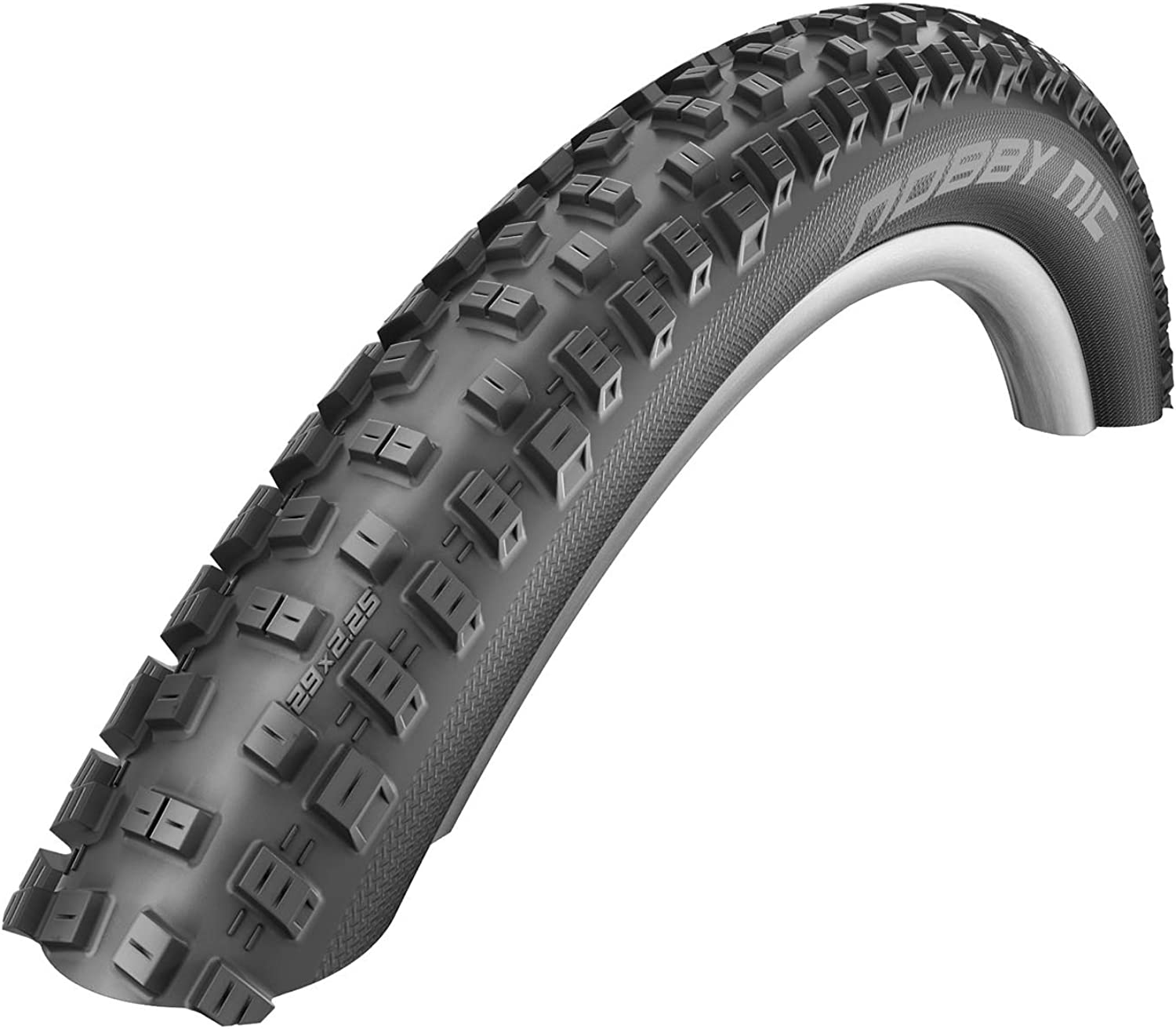 SCHWALBE Nobby Nic SS TL Folding Tire, 29-Inch