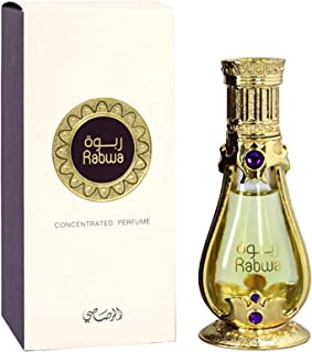 Rasasi Rabwa, Concentrated Perfume Oil For Men and Women, 19ml