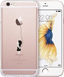 esr iPhone 6/6s Funda, Suave Carcasa iPhone 6/6s Case Cover Silicona Funda para Apple iPhone 6 / iPhone 6s - Apple Globo