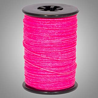 Flo Pink BCY 3D Archery Bow String Serving