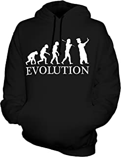 Unisex Punjabi Dancer Evolution of Man Mens/Womens Hoodie