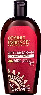 Desert Essence Anti-breakage Conditioner - 10 Fl Oz - Maxi Hair Plus Biotin - Essential Enriched Vitamins - Detangler - Sa...