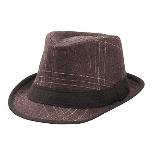 66feb449fa385 Fedora Hat: Buy Fedora Hat Online at Best Prices in India - Amazon.in