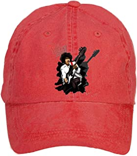 Tommery Unisex Thin Lizzy Band Hip Hop Baseball Caps