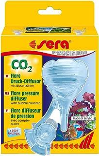 Sera Flore Co2 Pressure Diffuser with Integrated Bubble Counter Aquarium Treatments