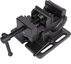 Machine Vise, Good Performance Drill Press Vise, for Industry Drill Attachment