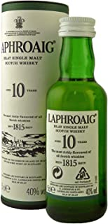 Laphroaig 10 Jahre | 5cl. Miniatur in Tube