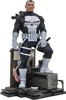 Marvel Gallery Punisher PVC Figure, Multicolor, Standard
